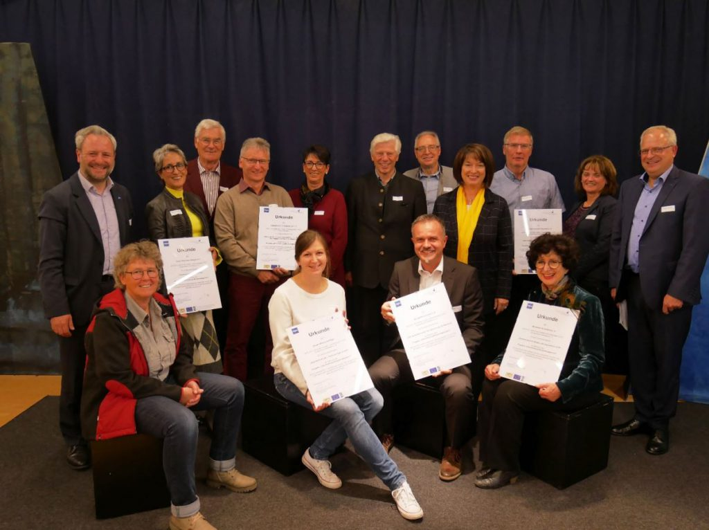 """bergaufland Ostallgäu"" Belohnt Bürgerengagement Mit 13.200 Euro"